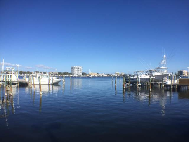 100 Gulf Shore Drive Slip B11, Destin, FL 32541 (MLS #859942) :: Counts Real Estate on 30A