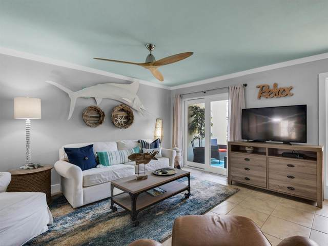 2800 Scenic Gulf Drive #23, Miramar Beach, FL 32550 (MLS #859948) :: Back Stage Realty