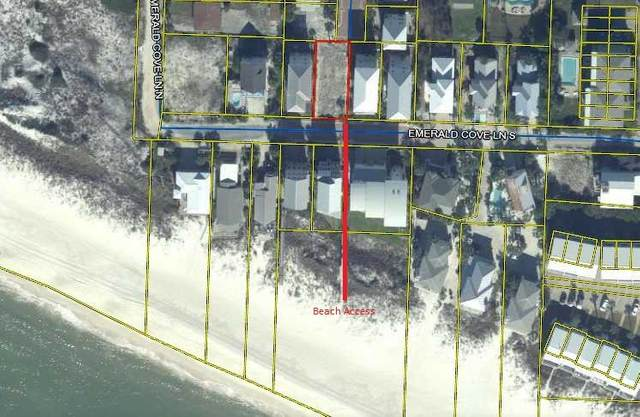 Lot 9 S Emerald Cove Lane, Inlet Beach, FL 32461 (MLS #859958) :: Vacasa Real Estate