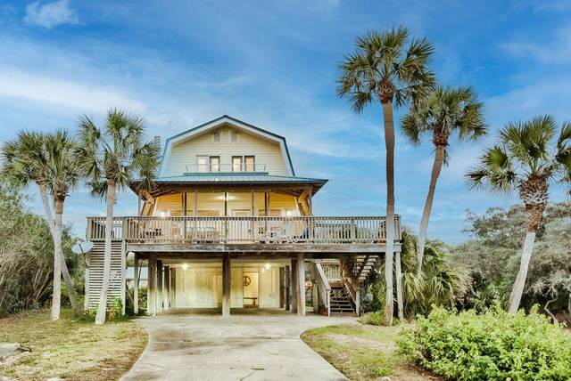 487 Blue Mountain Road, Santa Rosa Beach, FL 32459 (MLS #859963) :: Somers & Company
