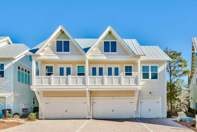 58 Milestone Drive B, Inlet Beach, FL 32461 (MLS #859969) :: 30a Beach Homes For Sale