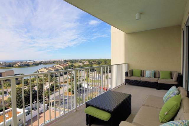 122 Seascape Drive Unit 708, Miramar Beach, FL 32550 (MLS #859981) :: Somers & Company