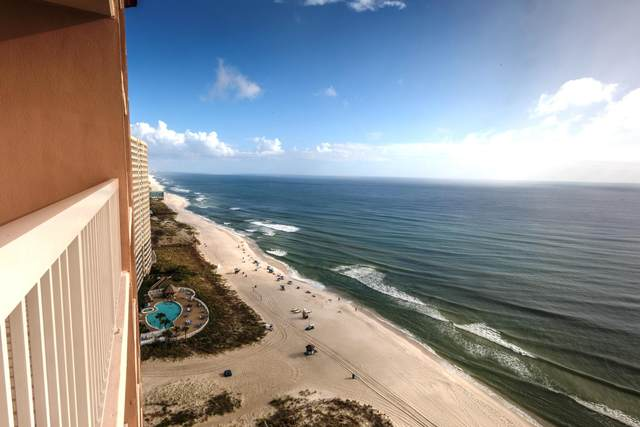 14825 Front Beach Road Unit 2105, Panama City Beach, FL 32413 (MLS #859987) :: The Ryan Group