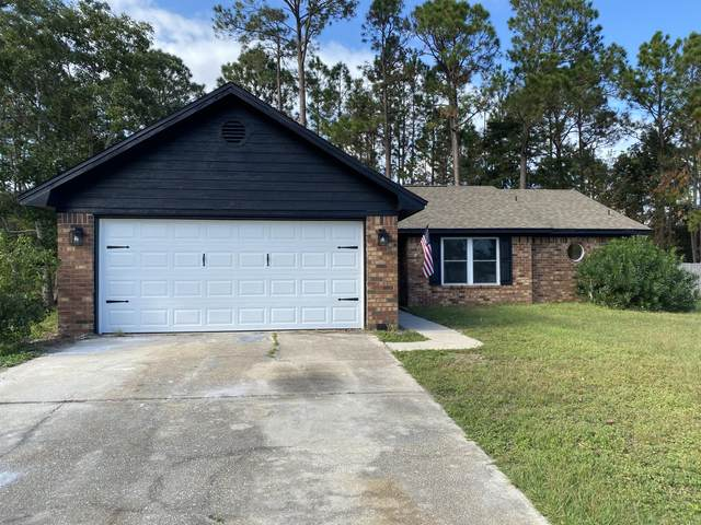8808 Cagle Drive, Navarre, FL 32566 (MLS #860018) :: Berkshire Hathaway HomeServices Beach Properties of Florida