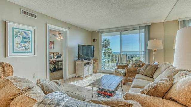 600 Gulf Shore Drive #205, Destin, FL 32541 (MLS #860043) :: Back Stage Realty