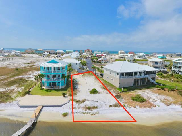 Lot 2 Caribe Drive, Navarre, FL 32566 (MLS #860064) :: Berkshire Hathaway HomeServices PenFed Realty