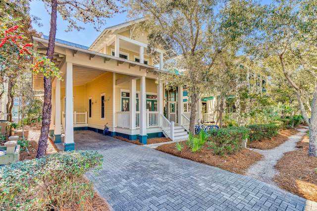 128 Silver Laurel Way, Santa Rosa Beach, FL 32459 (MLS #860070) :: Beachside Luxury Realty