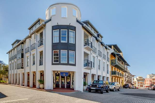 5 Main Street 1F, Rosemary Beach, FL 32461 (MLS #860076) :: Back Stage Realty