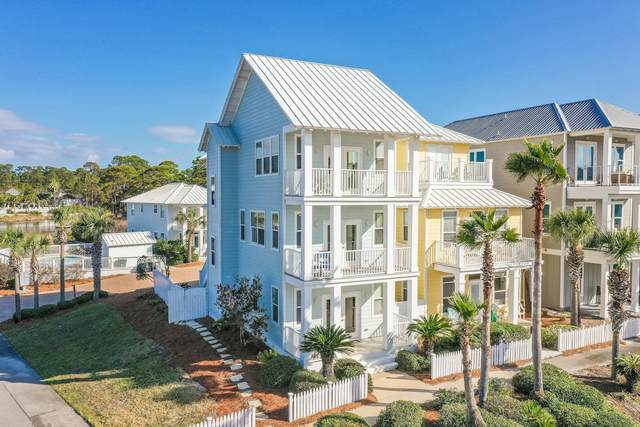 73 Rue Du Soleil, Santa Rosa Beach, FL 32459 (MLS #860077) :: The Ryan Group