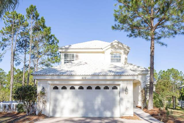 277 Somerset Bridge Road, Santa Rosa Beach, FL 32459 (MLS #860103) :: Beachside Luxury Realty