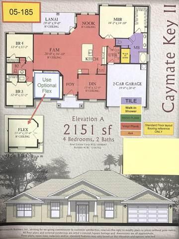 2295 Citrus Drive, Navarre, FL 32566 (MLS #860115) :: Scenic Sotheby's International Realty