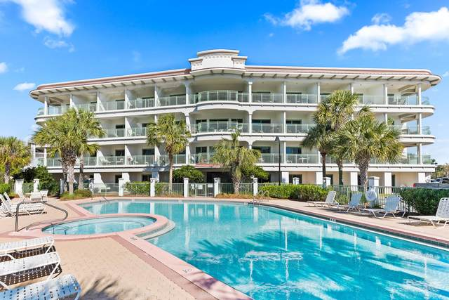 9955 E County Highway 30A #408, Seacrest, FL 32461 (MLS #860158) :: The Ryan Group