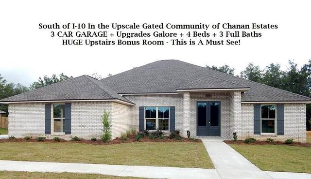 4703 Chanson Crossing Crossing, Crestview, FL 32539 (MLS #860175) :: ENGEL & VÖLKERS
