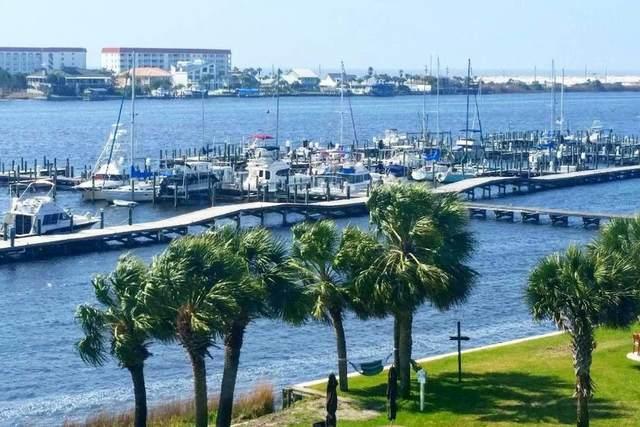 214 Miracle Strip Parkway Unit A206, Fort Walton Beach, FL 32548 (MLS #860190) :: Anchor Realty Florida