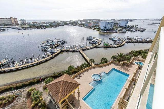 770 Harbor Boulevard Unit B1, Destin, FL 32541 (MLS #860208) :: The Chris Carter Team