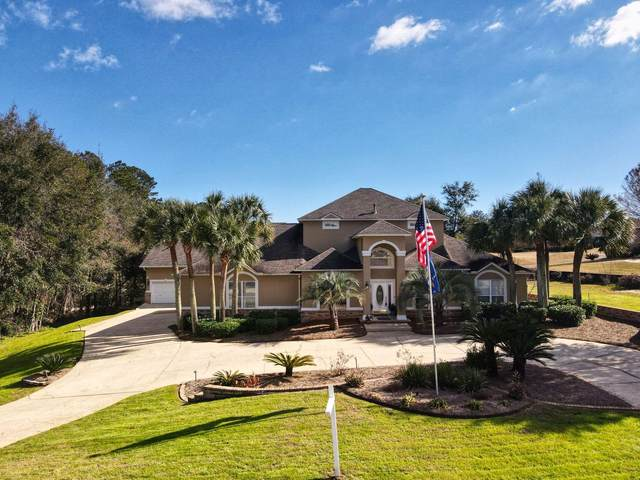 3201 Marcus Pointe Boulevard, Pensacola, FL 32505 (MLS #860224) :: Coastal Luxury