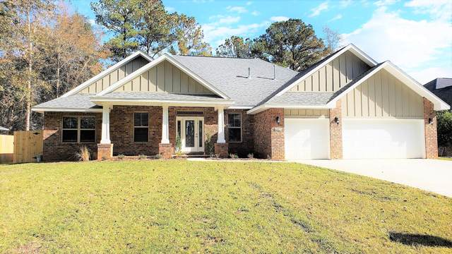 6005 Walk Along Way, Crestview, FL 32536 (MLS #860258) :: ENGEL & VÖLKERS
