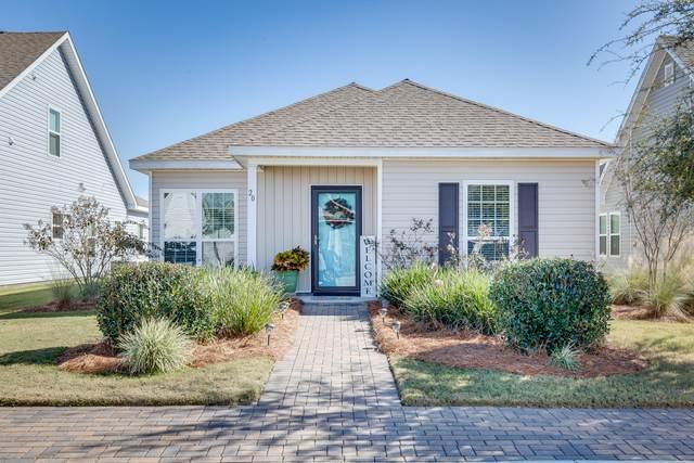 20 Lilly Bell Lane, Freeport, FL 32439 (MLS #860340) :: Hammock Bay