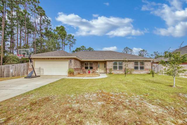 8098 Beleza Street, Navarre, FL 32566 (MLS #860346) :: Briar Patch Realty