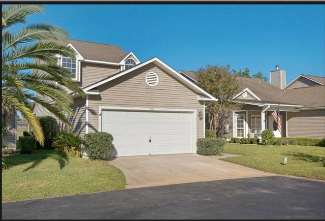 1105 Lionsgate Lane, Gulf Breeze, FL 32563 (MLS #860356) :: NextHome Cornerstone Realty