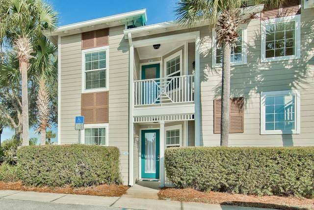 104 Village Boulevard Unit 616, Santa Rosa Beach, FL 32459 (MLS #860357) :: The Chris Carter Team