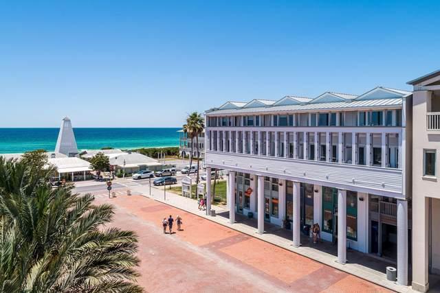 3 Central Square #303, Santa Rosa Beach, FL 32459 (MLS #860366) :: Linda Miller Real Estate