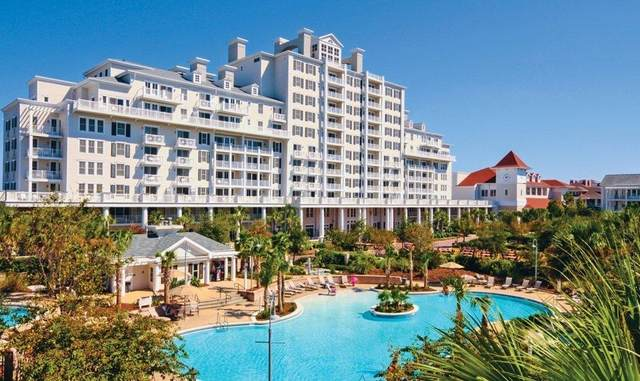 9500 Grand Sandestin Boulevard #2205, Miramar Beach, FL 32550 (MLS #860374) :: The Chris Carter Team
