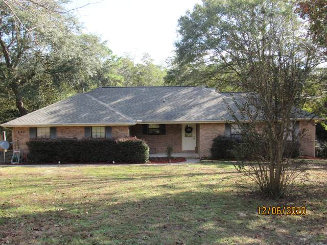 110 Blue Gill Way, Crestview, FL 32539 (MLS #860401) :: Somers & Company