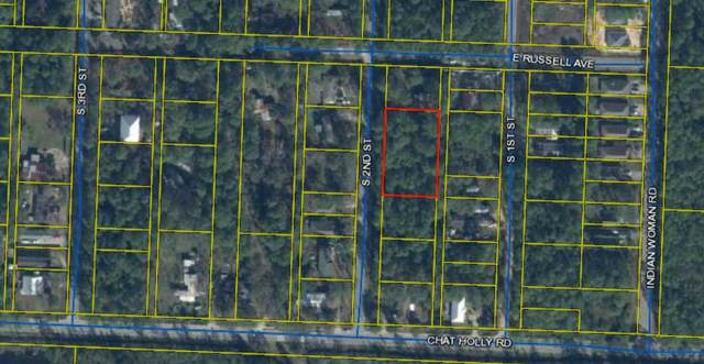 LOTS 19-22 S 2nd Street, Santa Rosa Beach, FL 32459 (MLS #860406) :: Engel & Voelkers - 30A Beaches