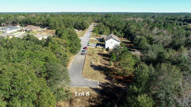 Lot 8 Wild Hare Lane, Crestview, FL 32539 (MLS #860504) :: Linda Miller Real Estate