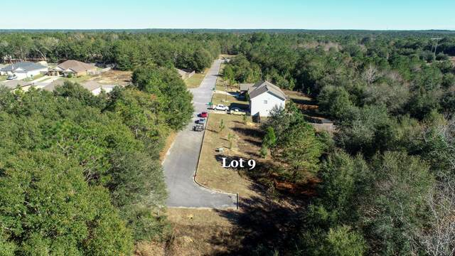 Lot 9 Wild Hare Lane, Crestview, FL 32539 (MLS #860576) :: Classic Luxury Real Estate, LLC