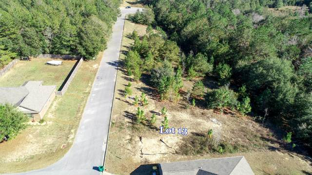 Lot 13 Wild Hare Ln, Crestview, FL 32539 (MLS #860580) :: Linda Miller Real Estate