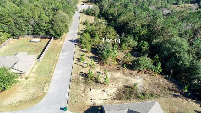 Lot 14 Wild Hare Ln, Crestview, FL 32539 (MLS #860625) :: Linda Miller Real Estate