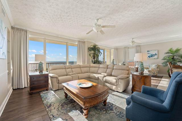 7115 Thomas Drive Unit 1401, Panama City Beach, FL 32408 (MLS #860631) :: Scenic Sotheby's International Realty