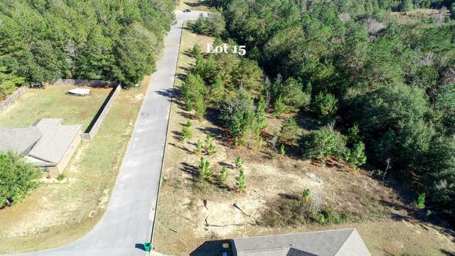 Lot 15 Wild Hare Ln, Crestview, FL 32539 (MLS #860680) :: Linda Miller Real Estate