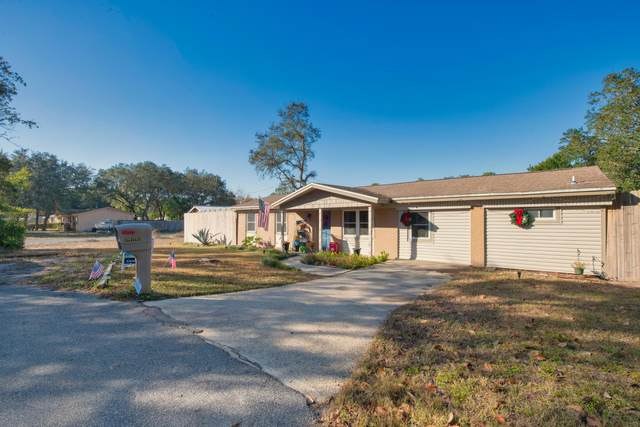 9 Twisted Oak Trail, Shalimar, FL 32579 (MLS #860725) :: Counts Real Estate on 30A