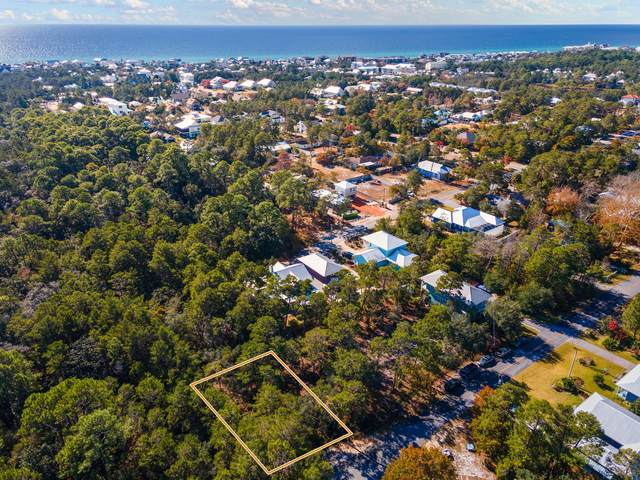 Lot 9 Woodland Dr., Santa Rosa Beach, FL 32459 (MLS #860820) :: The Beach Group