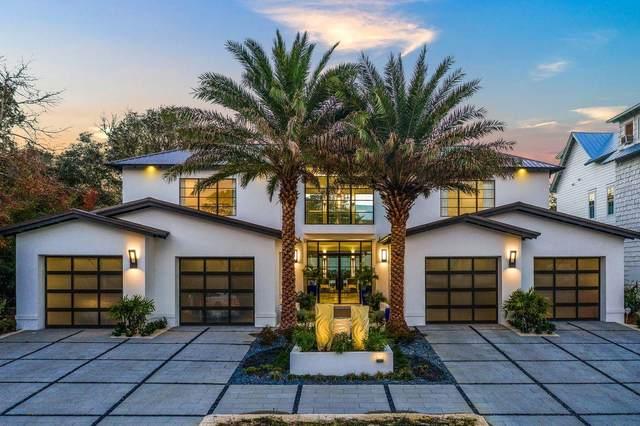 142 Seagrove Village Drive, Santa Rosa Beach, FL 32459 (MLS #860864) :: The Premier Property Group