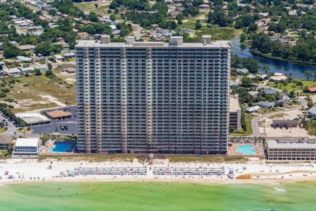 16819 Front Beach Road 2717/2716, Panama City Beach, FL 32413 (MLS #860918) :: NextHome Cornerstone Realty