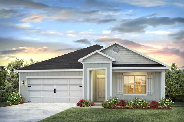 927 Indian Woman Road Lot 10, Santa Rosa Beach, FL 32459 (MLS #860995) :: NextHome Cornerstone Realty