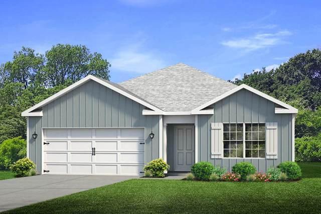 941 Indian Woman Road Lot 08, Santa Rosa Beach, FL 32459 (MLS #860996) :: NextHome Cornerstone Realty