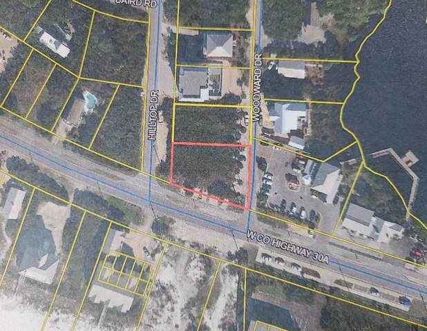 Lot 1 W 30A @ Hilltop/Woodward, Santa Rosa Beach, FL 32459 (MLS #861044) :: The Beach Group