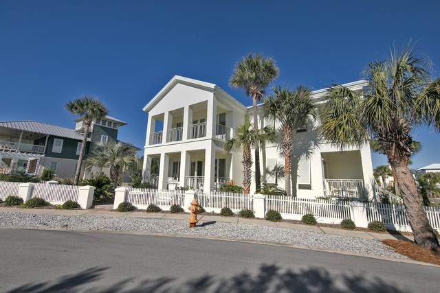 293 Beachside Drive, Panama City Beach, FL 32413 (MLS #861062) :: The Beach Group