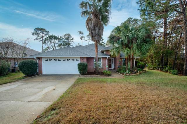7139 Blue Jack Drive, Navarre, FL 32566 (MLS #861081) :: The Ryan Group
