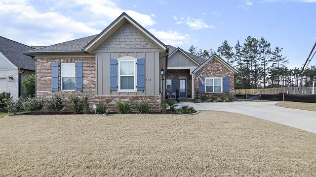 514 Meadow Lake Drive, Freeport, FL 32439 (MLS #861121) :: NextHome Cornerstone Realty