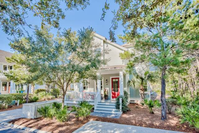 87 Salt Box Lane, Inlet Beach, FL 32461 (MLS #861125) :: Berkshire Hathaway HomeServices Beach Properties of Florida