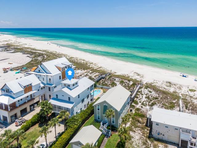108 Walton Magnolia Lane, Inlet Beach, FL 32461 (MLS #861158) :: Better Homes & Gardens Real Estate Emerald Coast