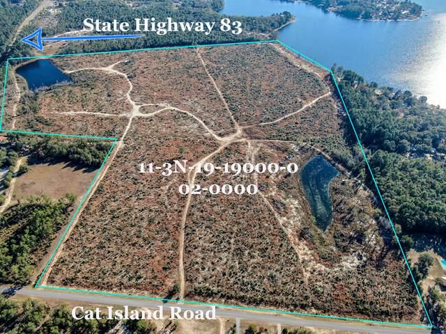 104AC Cat Island Road, Defuniak Springs, FL 32433 (MLS #861208) :: Somers & Company