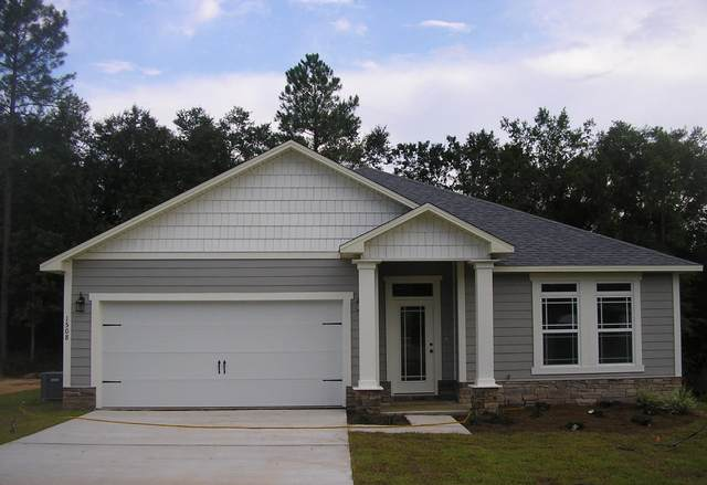 TBD Airmans Memoral Road, Crestview, FL 32539 (MLS #861249) :: Somers & Company