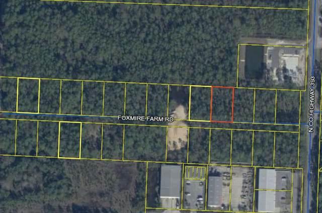 Lot 4 Foxmire Farm Rd., Santa Rosa Beach, FL 32459 (MLS #861417) :: Keller Williams Realty Emerald Coast